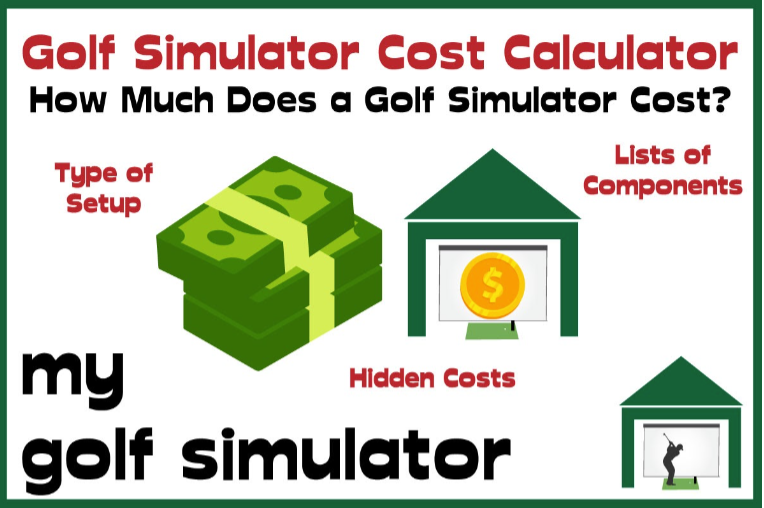 Golf Simulator Cost Calculator