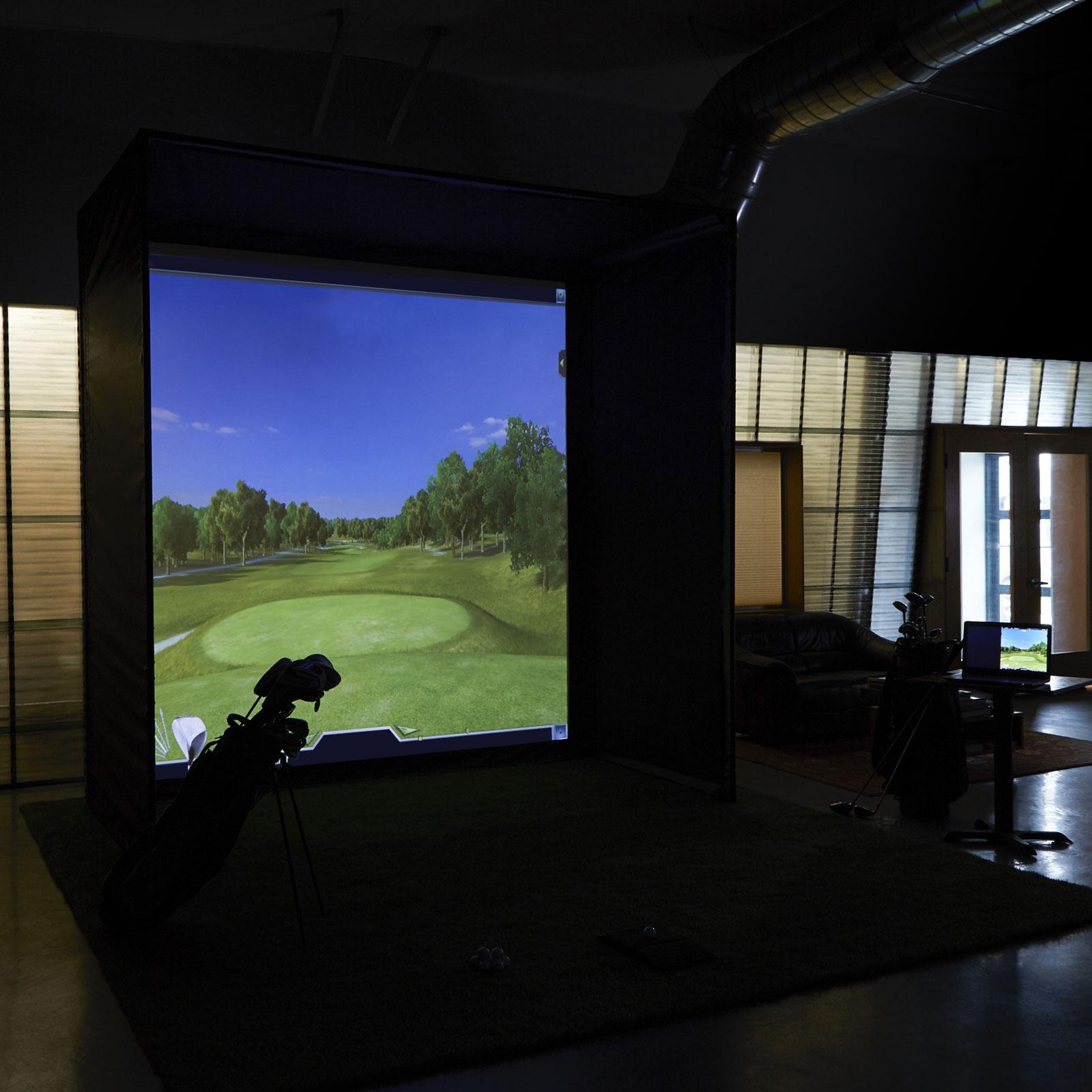 Are Golf Simulators Worth the Investment?