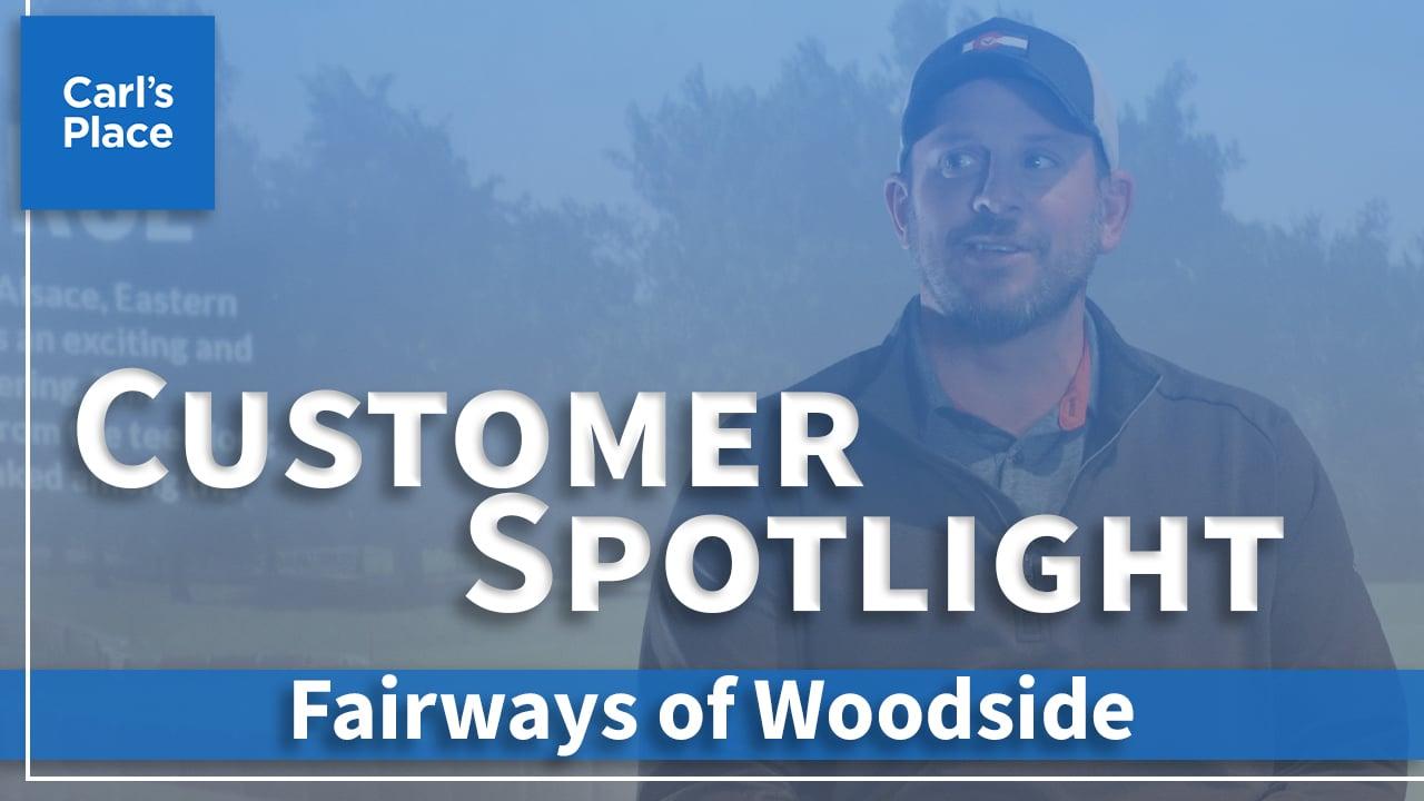 Customer Spotlight: Fairways of Woodside Reviews Carl's Place Golf Enclosures