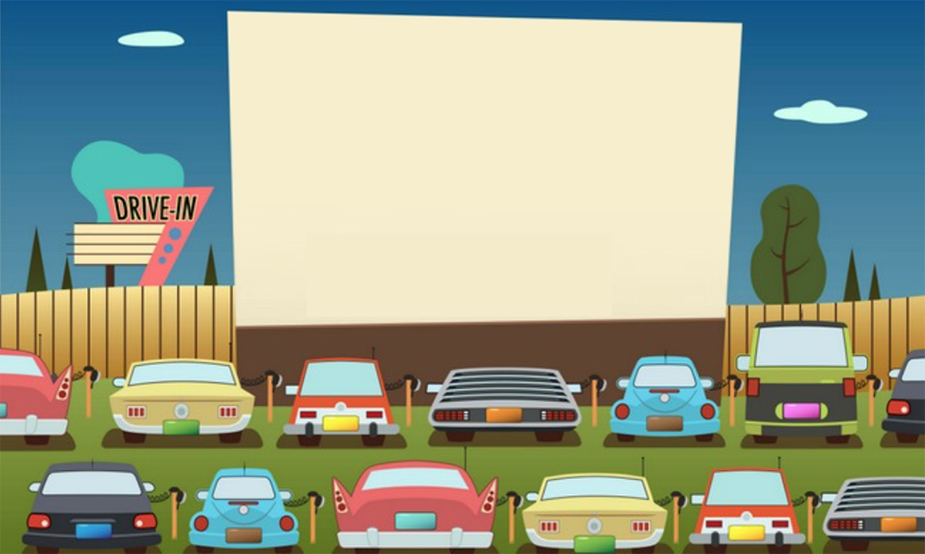 Open Your Own Drive-In Movie Theater