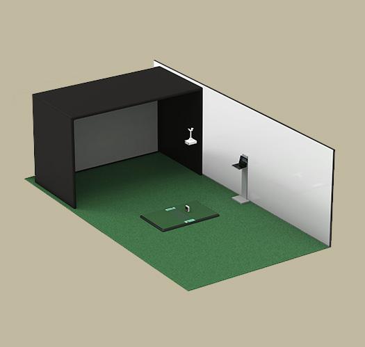 Carl's Place Exclusive: Custom Golf Room Design Service