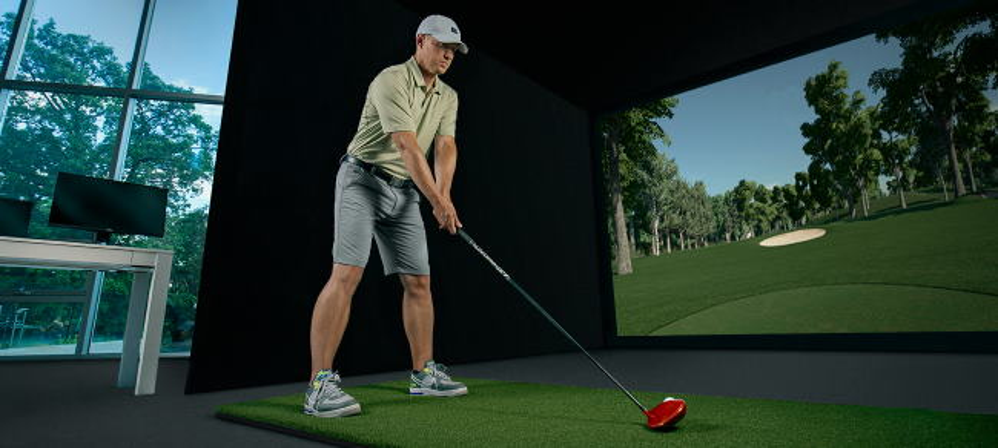 Golf Enclosures & Impact Screens